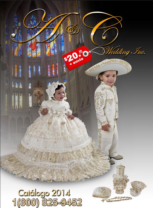 Catalogo A & C Wedding 2014