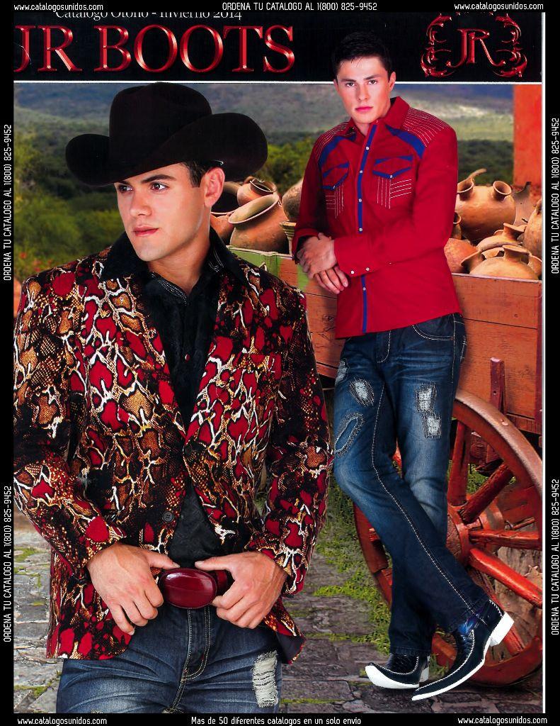Catalogo Jr Boots Otono Invierno 2014 – 2015