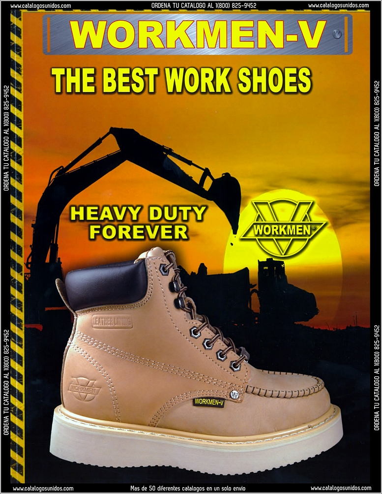 Catalogo WorkMen-V 1(800) 825-9452