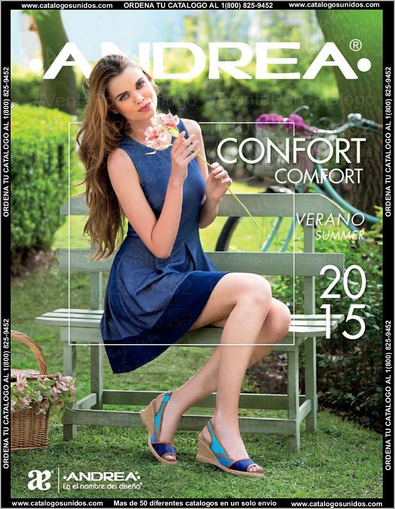 Andrea Catalogo Confort V'15