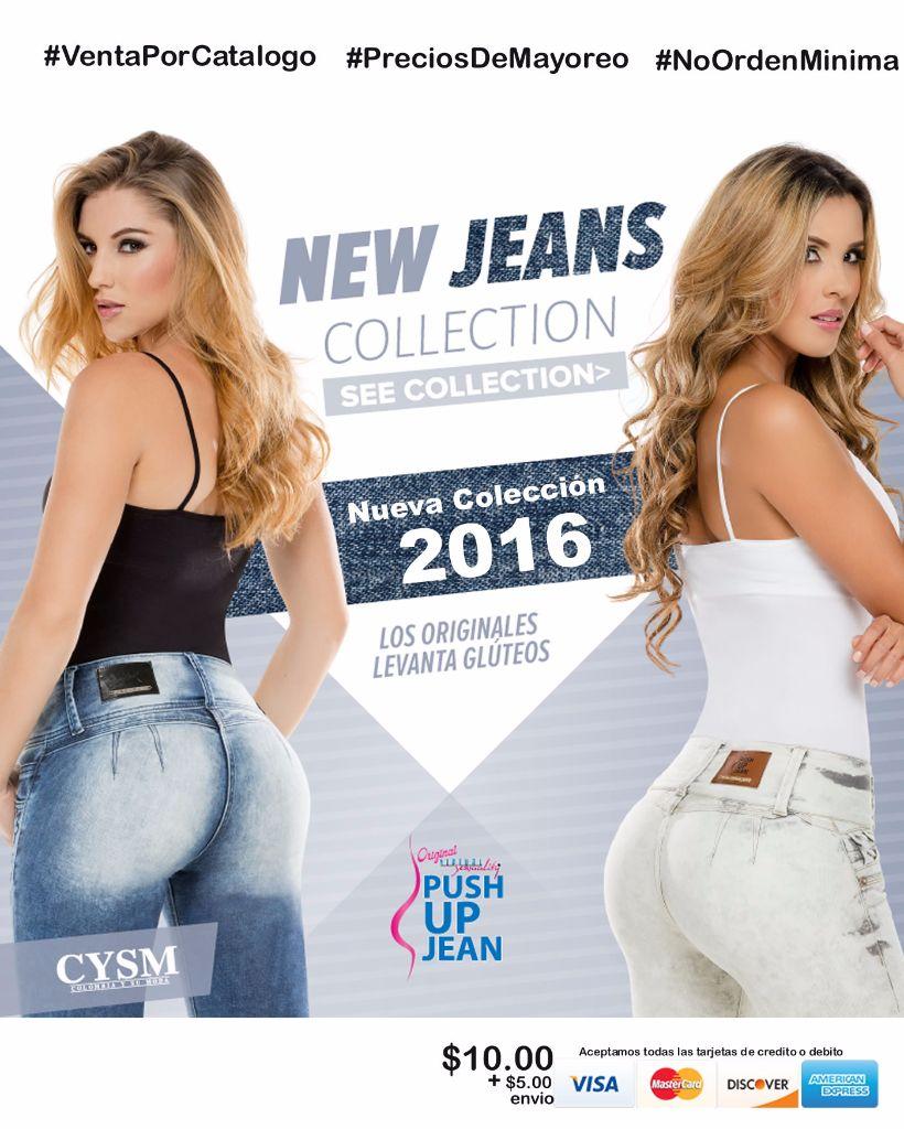 Nuevo Catalogo Jeans Levanta Cola Colombianos
