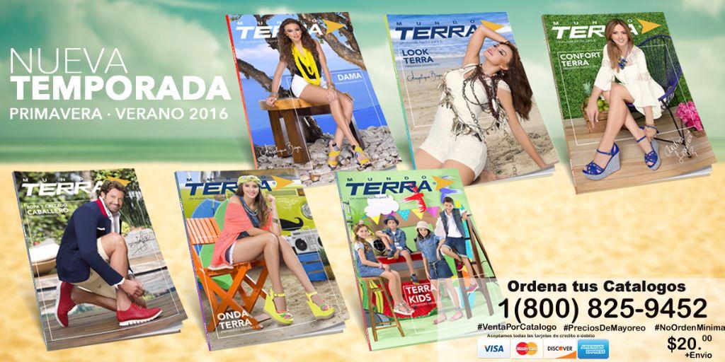 Mundo Terra Catalogos 2016