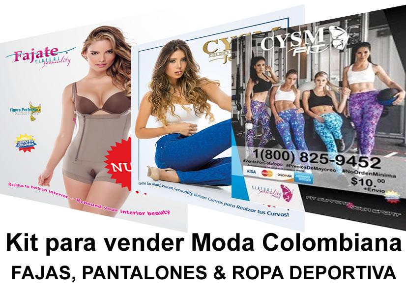 Moda Colombiana por Catalogo