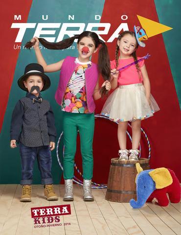Catalogo Terra Niños 2016  2017 Otoño Invierno | Terra Kids