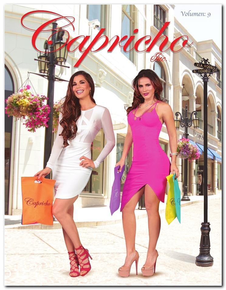 Capricho | Volumen 9 |Nuevo Catalogo