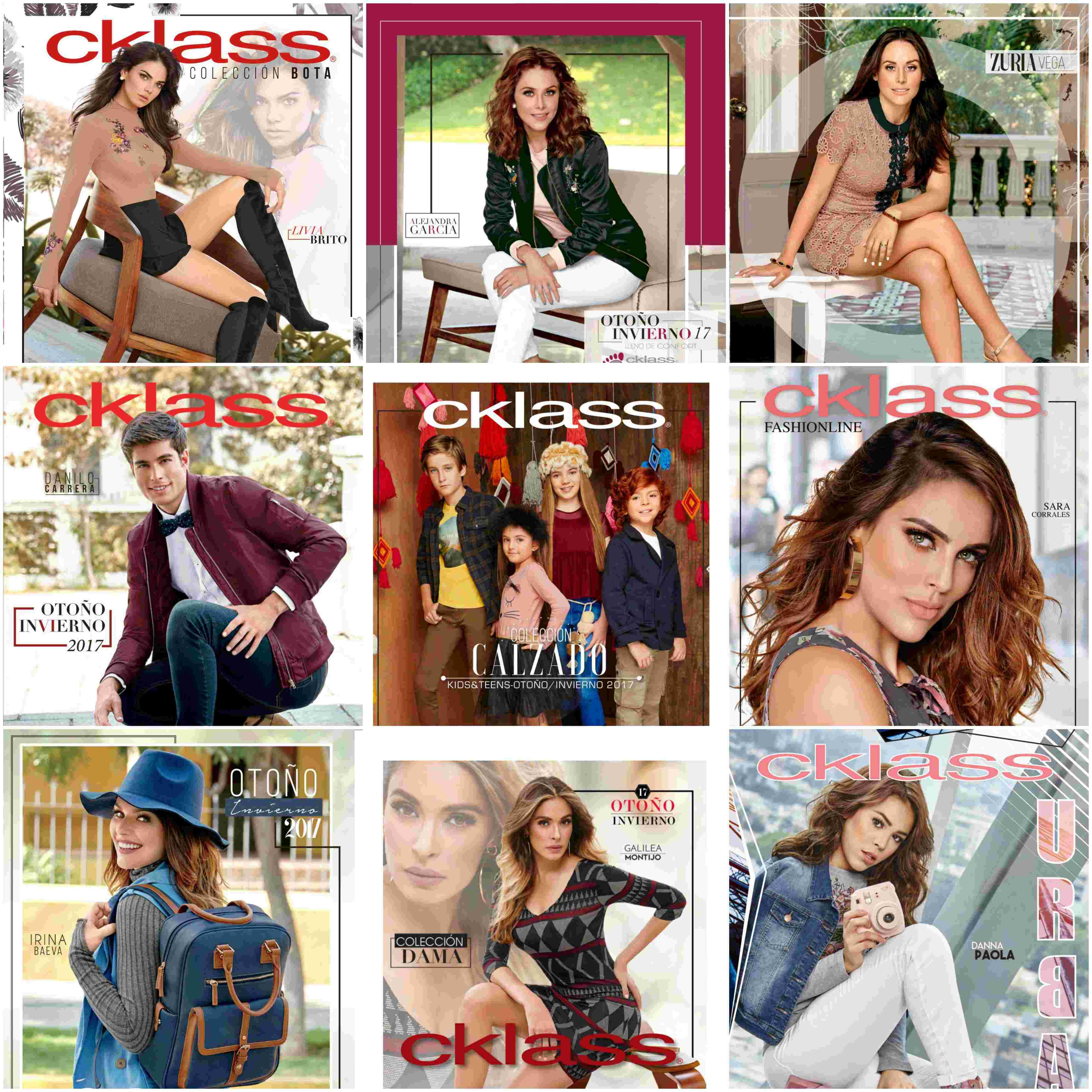 Cklass | Catalogos Digitales 2017-2018