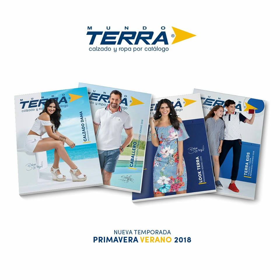 Mundo Terra Catalogos 2018